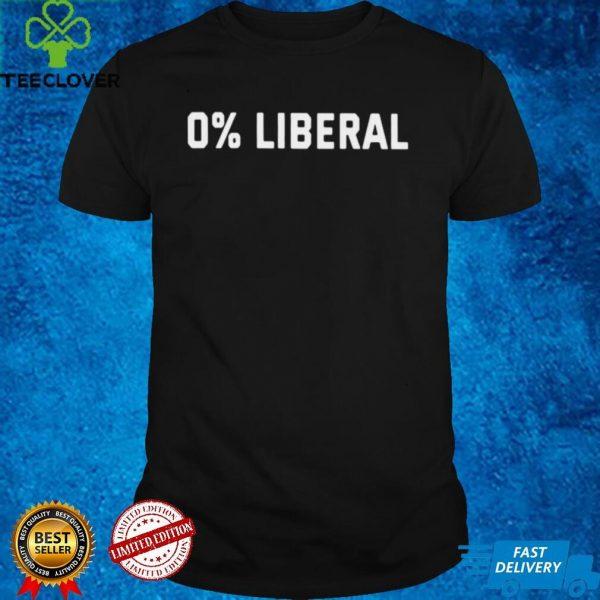 0 Liberal shirt