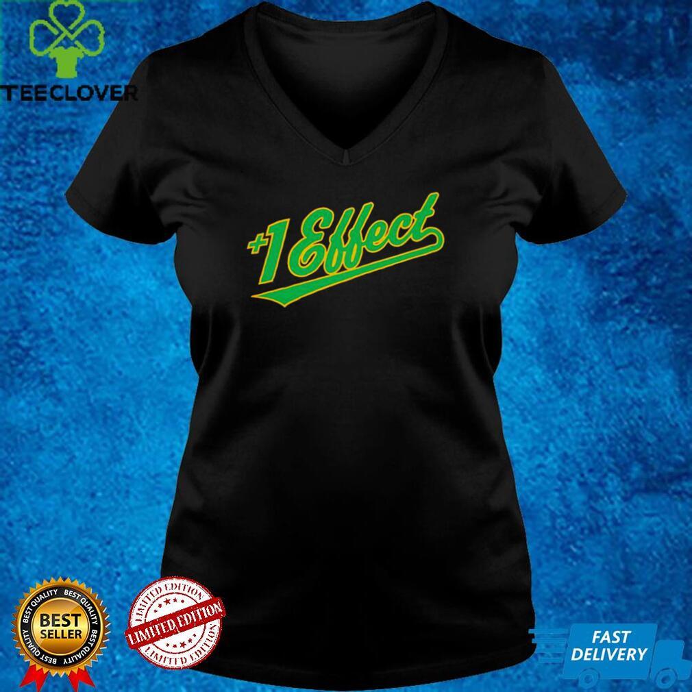 1 Effect Tony Kemp Partnership shirt