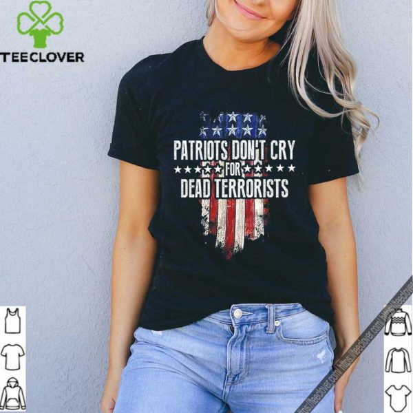 Patriots Don't Cry For Dead Terrorists