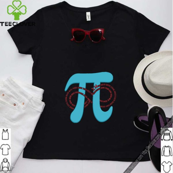 Pi Number 3.141 Infinity Funny Geek Gift T Shirt