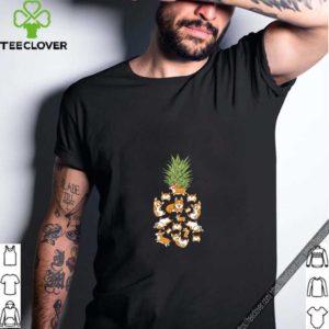 Pineapple Corgi T-Shirt