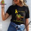 Baby Yoda Autism It's Not A Disability It's A Different Ability shirt