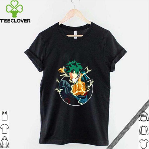 Boku no My hero academia shirt