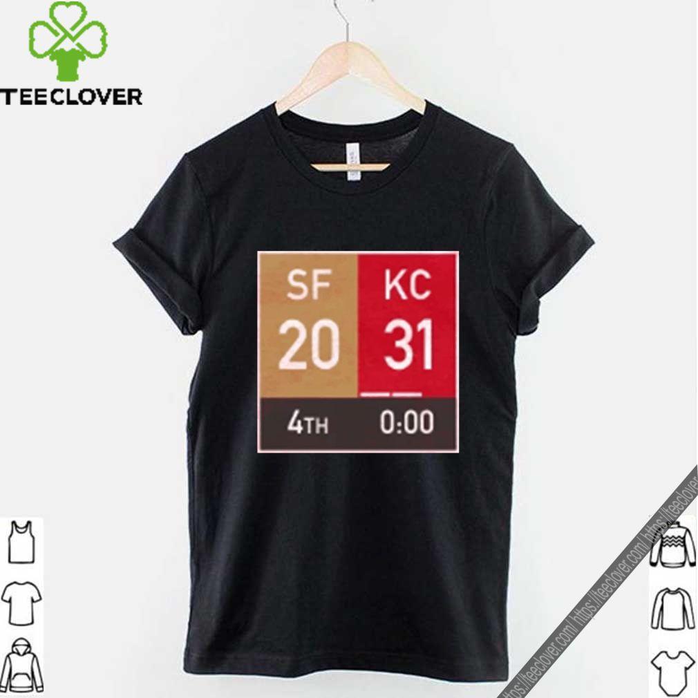 Comeback KC Champs 2020 T-Shirt