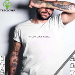 David Rose Wild Aloof Rebel Tee Shirt