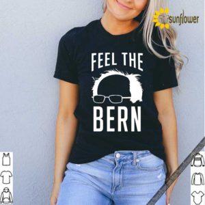 Feel The Bern Bernie Sanders Limited Edition T-Shirt