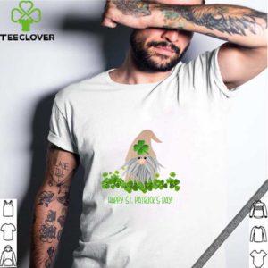 Gnome St Patrick's Day Adult & Kids shirt