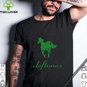 Horse deftones St. Patrick's day shirt