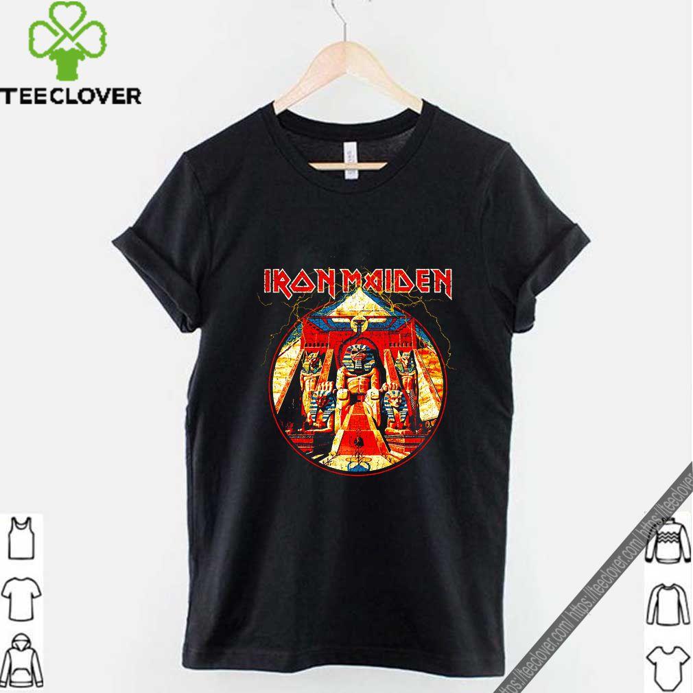 Iron Maiden Pinball Pharaoh shirt