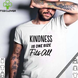 Kindness Is One Size Fits All Pink Shirt – Day T-Shirt