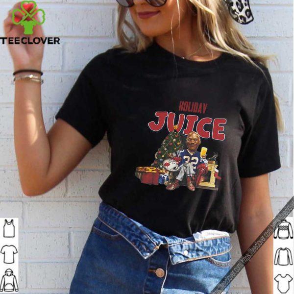 O.J. Simpson Holiday Juice Buffalo Bills Christmas shirt