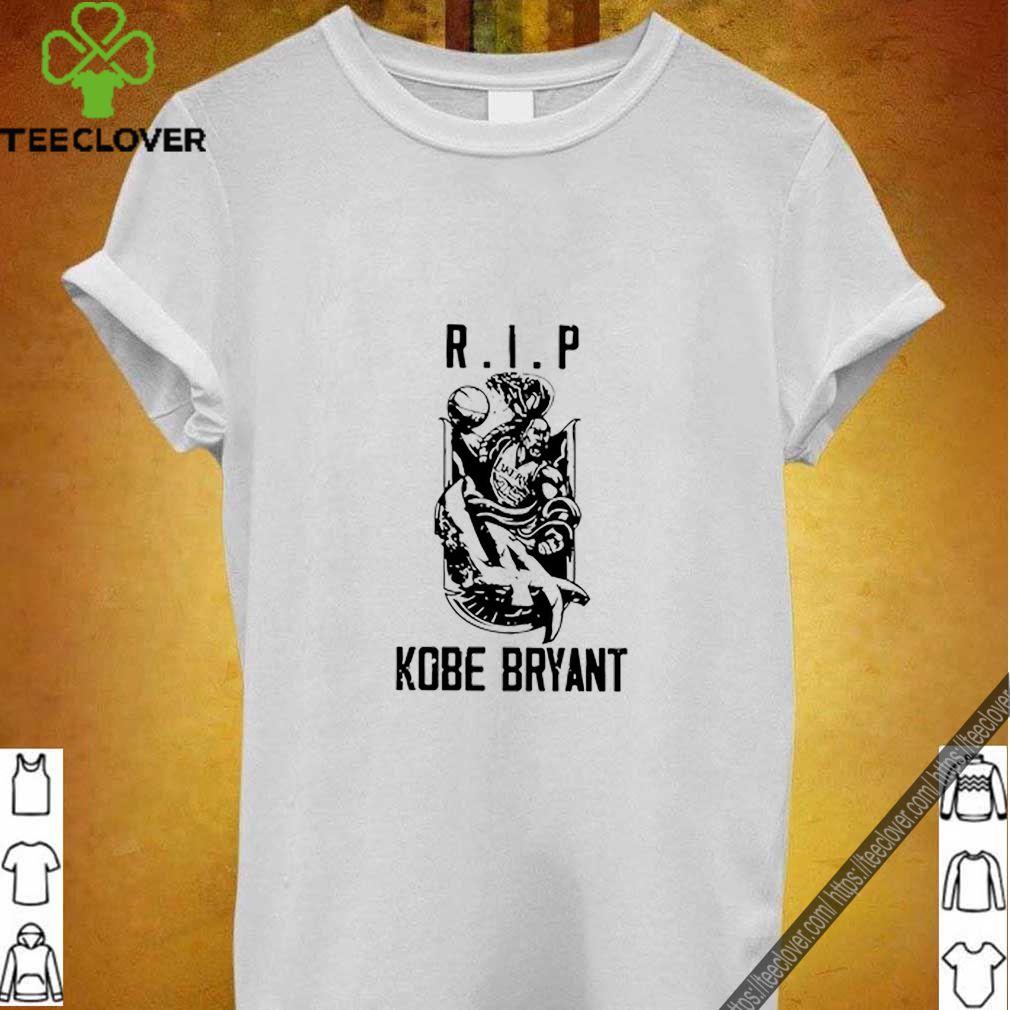 R.I.P Kobe Bryant Black Mamba Out Los Angeles Lakers shirt