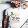 Snoopy It's St. Patrick's Day and I'm thinking of you with affection shirt
