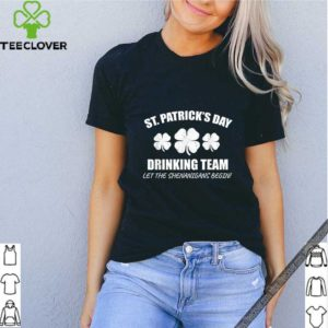 Top St Patricks Day Drinking Team – Funny St. Pattys Day shirt