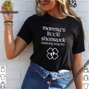 Top St Patricks Day Pregnancy For Pregnant Women August shirt