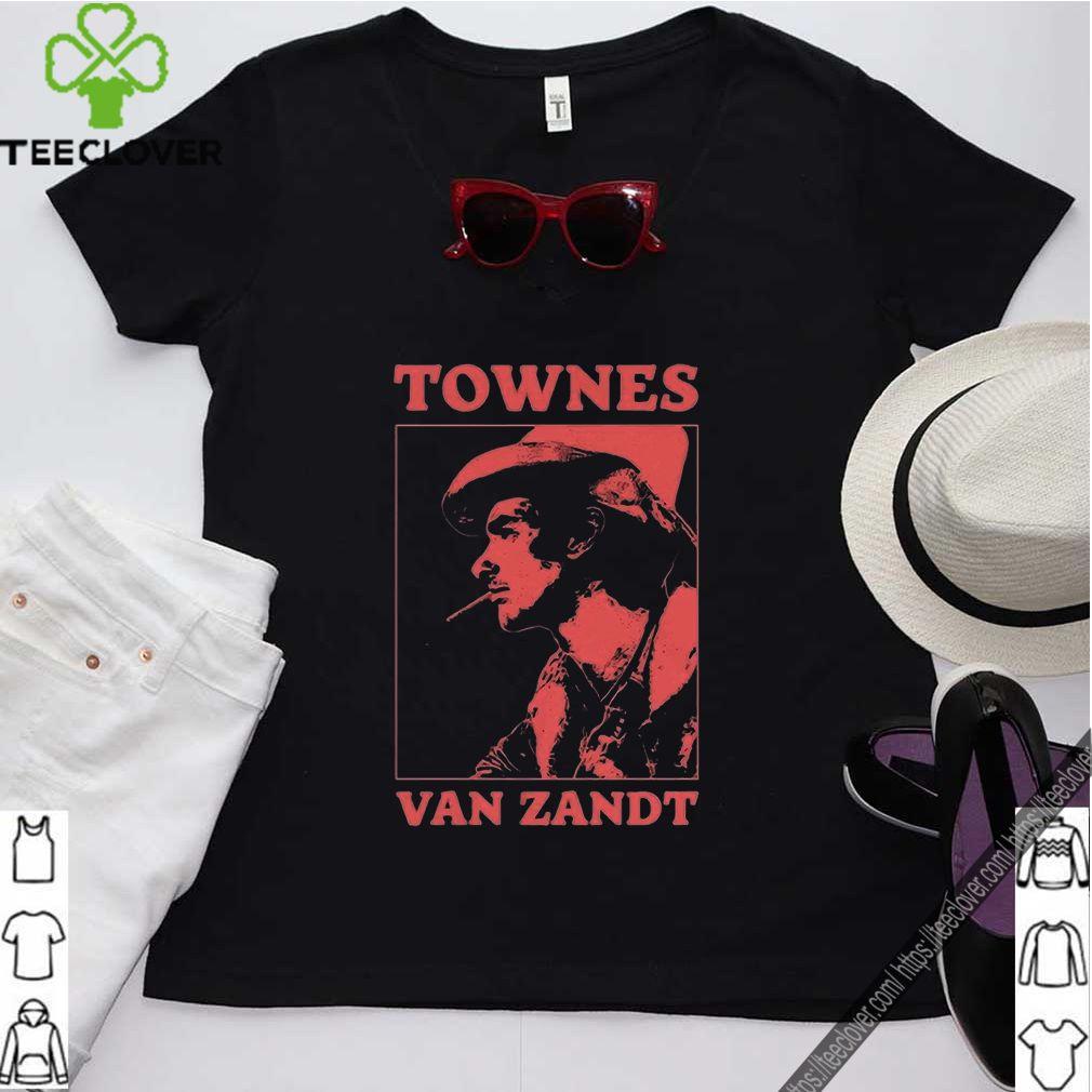 Townes Van Zandt T Shirt
