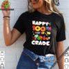 100 Days Of School Teacher Student Cute 6th Grade Elementary T-Shirt