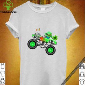 Baby Yoda Houston Astros Baseball Logo shirtNice Kids St Patricks Day Monster Truck shirt