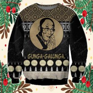 Fight Club Paper Street Soap Co. 3D Print Ugly Christmas Sweatshirt