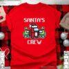 Santa's Crew , Among Us , Gamer Christmas , Impostor Among Us, Santa Crewmate T-Shirt