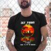 37 Years of dragon balls 1984 2021 Akira Toriyama signature shirt