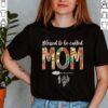 Best Blessed Hippie Mom Birthday Shirt Hippy Mama Grandma Mothers Day T Shirt
