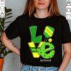 Best Love Pickleball Player Shirt Sports Lovers Pickleball Team T Shirt