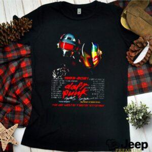 Dont punk 1993 2021 harder better faster stronger shirt 2