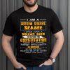 I Am A United States Seabee T Shirt 2