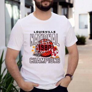 Louisville National 1980 Louisville National 1980 Champions Basketball shirtChampions Basketball shirt
