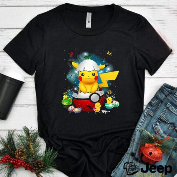 Pokemon Pikachu 2021 shirt 2