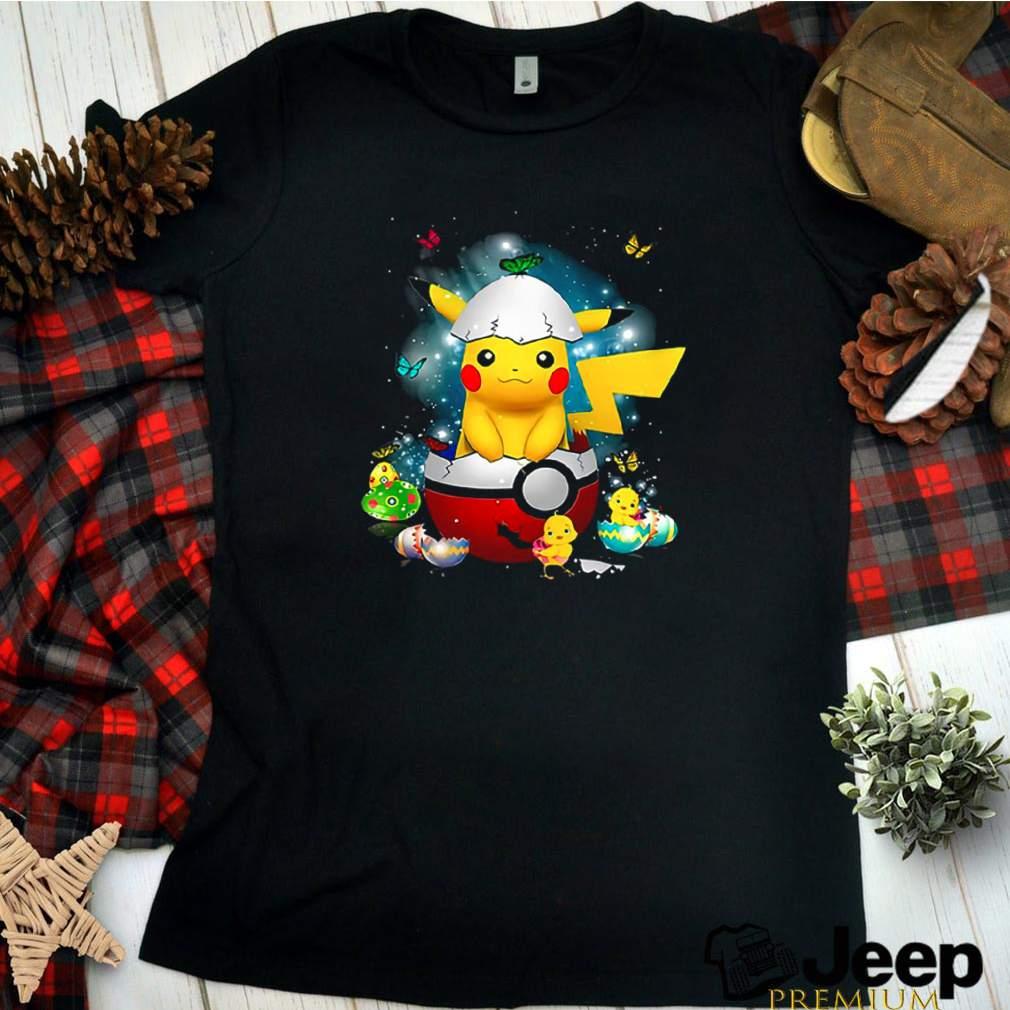 Pokemon Pikachu 2021 shirt