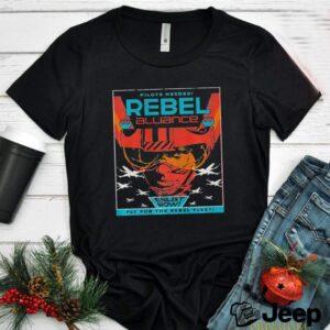 Star Wars Rebel Alliance Pilots Needed Retro shirt 2
