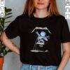 Metallica Stitch play guitar shirt