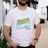 UCLA Bruins Fanatics Branded 2021 NCAA Men_s Water Polo national champions shirt