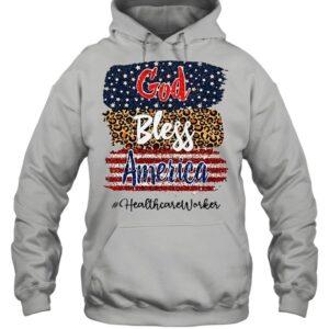 God Bless America Healthcare Worker shirt