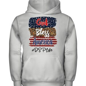 God Bless America DSP Life shirt