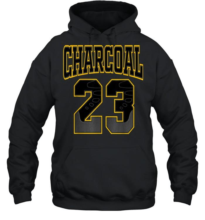 23 made to match 9 University gold retro shirt 6