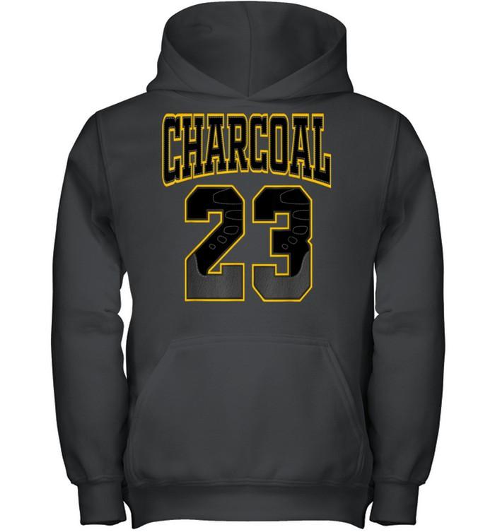 23 made to match 9 University gold retro shirt 7