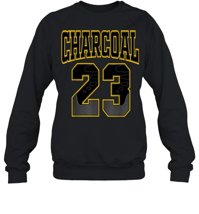 23 made to match 9 University gold retro shirt 8