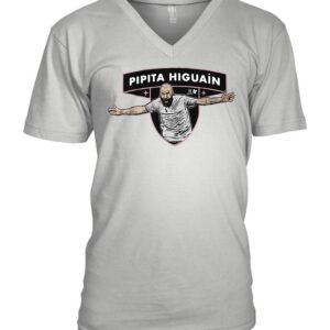 Gonzalo Pipita Higuain shirt