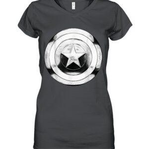 Grey Shield shirt