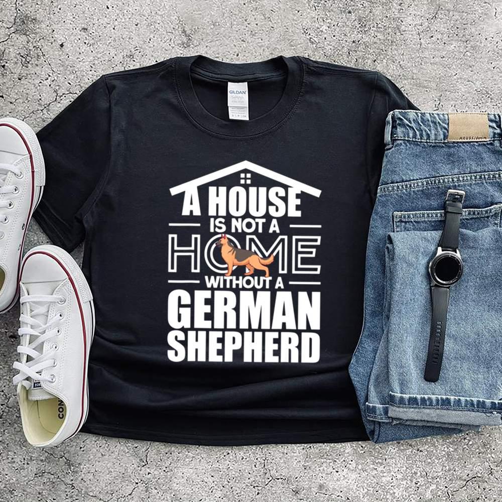 A HOME WITHTOUT A GERMAN SHEPHERD shirt 5