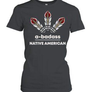 A badass Native American T shirt