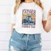 Any Man Can Be A Father But It Takes Someone Special To Be A Farmer Dad Vintage shirt 3