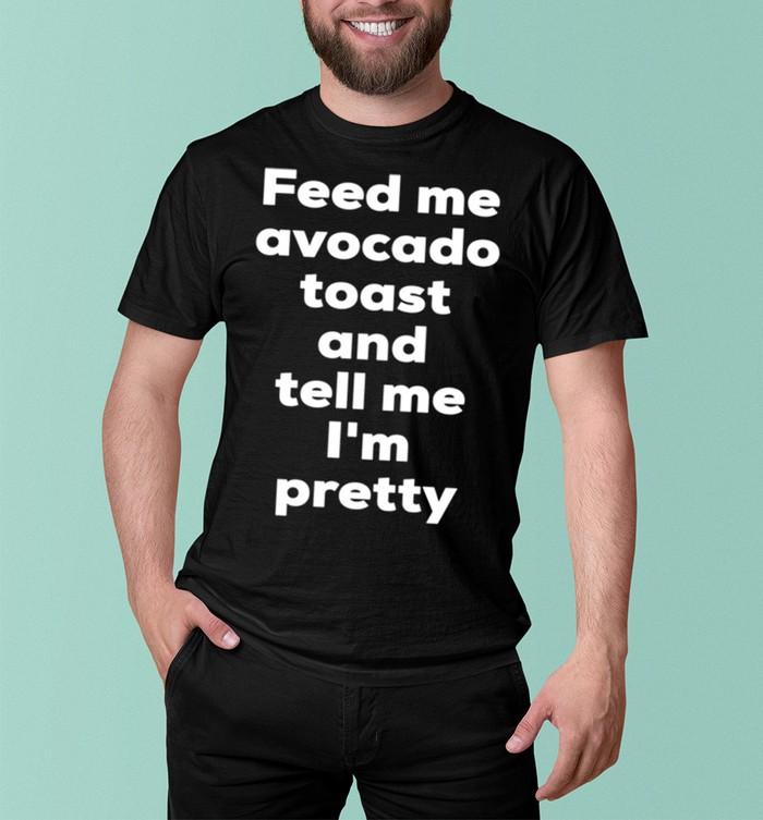 Avocado Toast Foodie Meme shirt 5