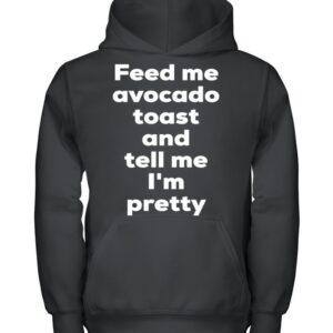 Avocado Toast Foodie Meme shirt