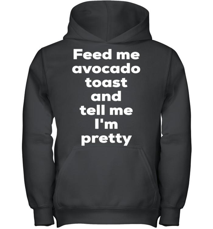 Avocado Toast Foodie Meme shirt 6
