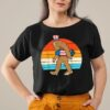 Bigfoot Sasquatch Firecracker American USA 4th Of July Vintage T Shirt