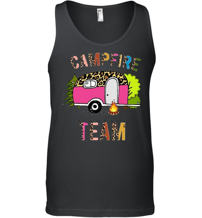 Campfire Drinking Team T shirt 6